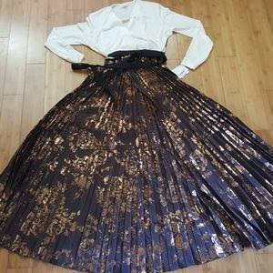 NWT LuLaRoe Elegant DeAnne Dress Large